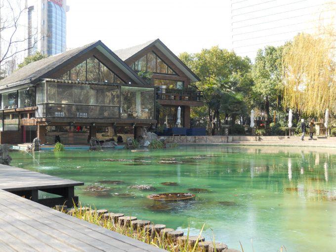 静安公园巴厘岛餐厅