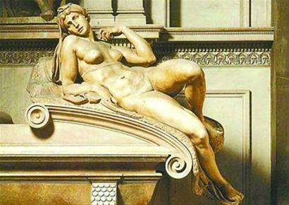 米开朗基罗雕塑落户中国